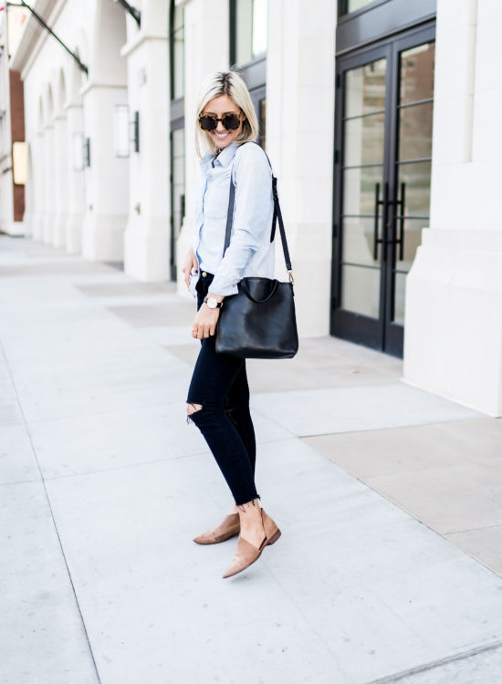 4 Timeless Staples for Every Capsule Wardrobe   Little Miss Fearless