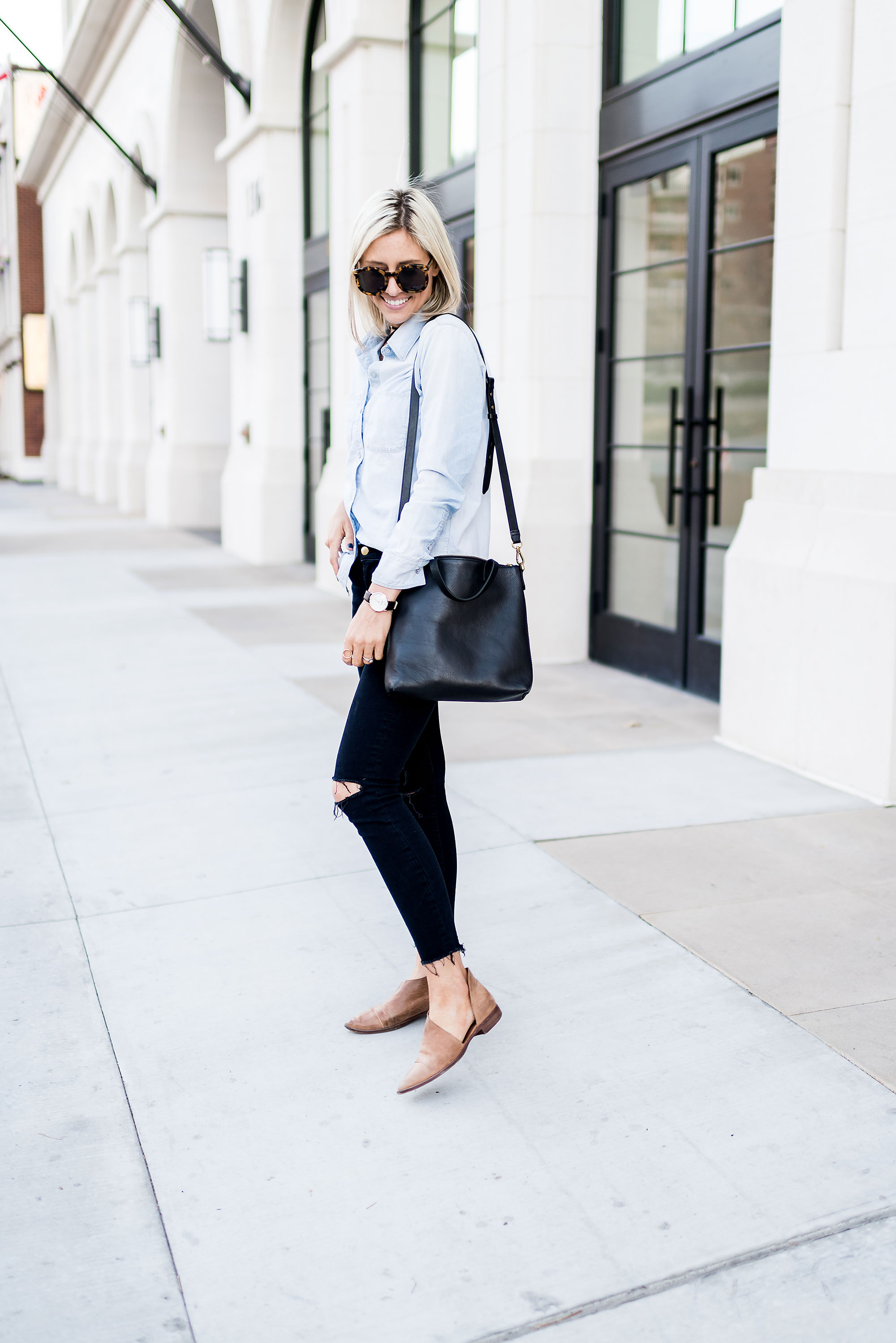 4 Timeless Staples for Every Capsule Wardrobe | Little Miss Fearless