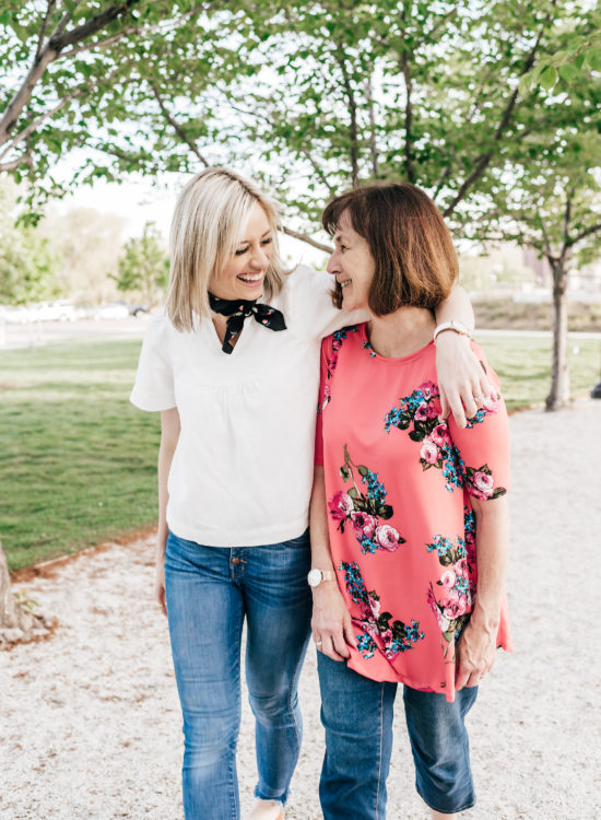Meaningful Mothers Day Gift Ideas For The Mom Who Is Always Giving | Little Miss Fearless