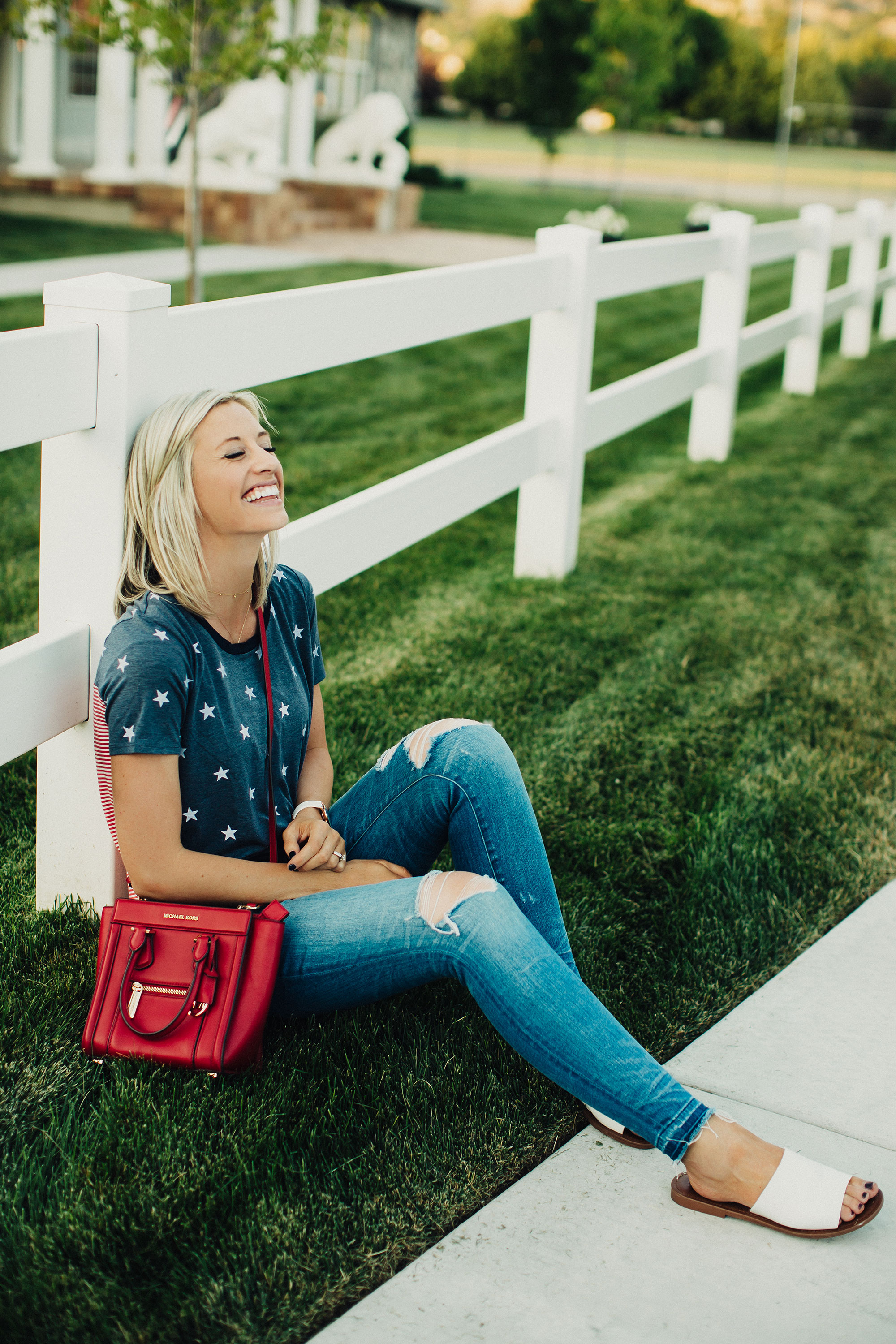 4 Capsule-Wardrobe-Approved Outfits for July 4th | Little Miss Fearless