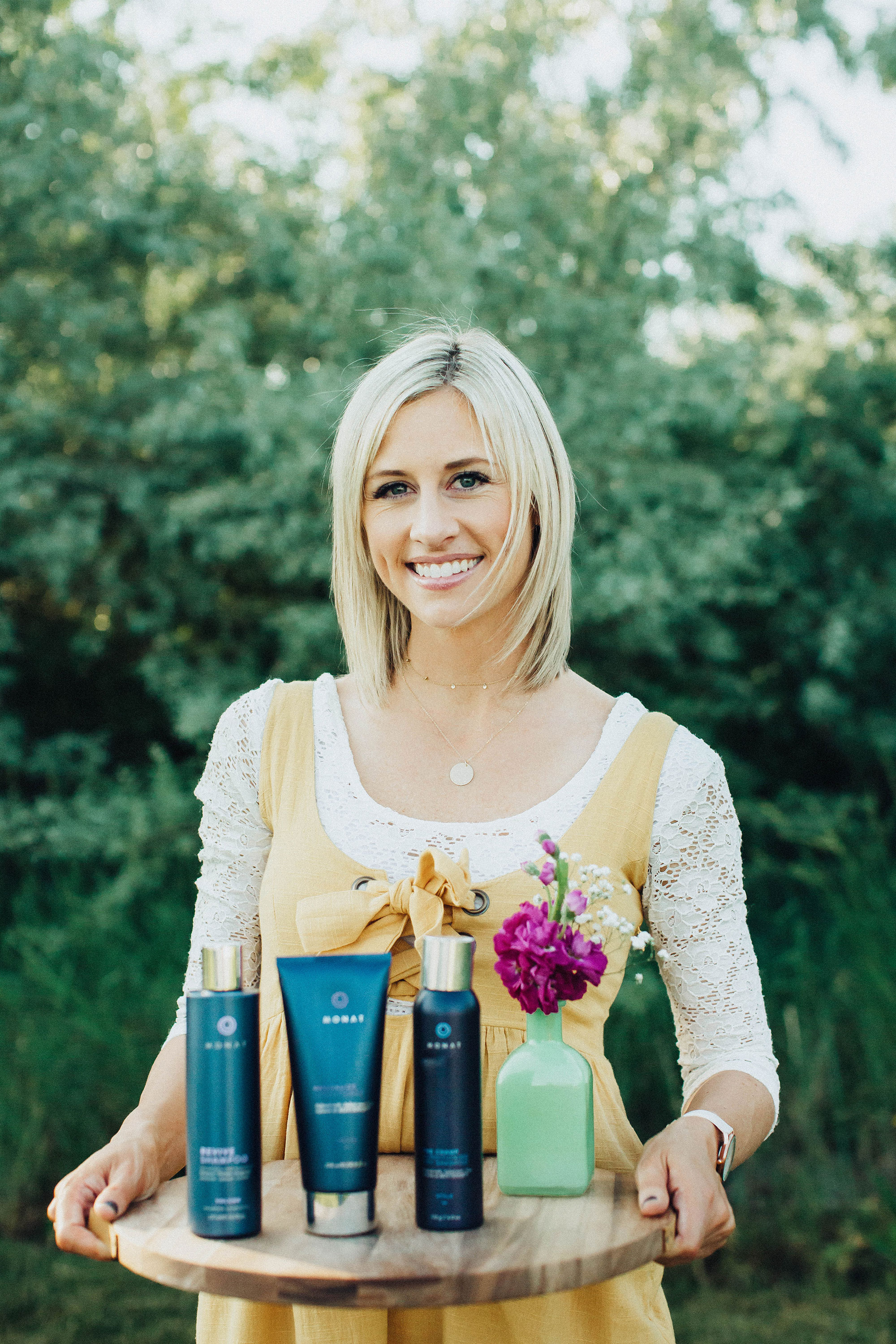 How to Grow Your Hair Back After Postpartum Hair Loss | Little Miss Fearless