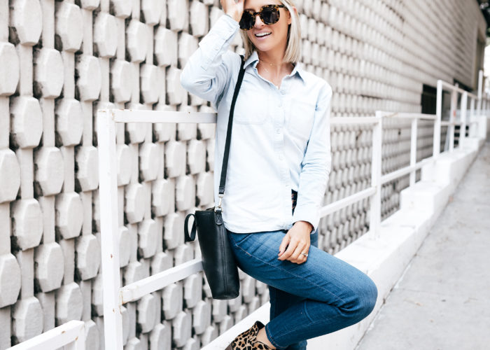 Affordable Fall Denim + Two Ways To Wear