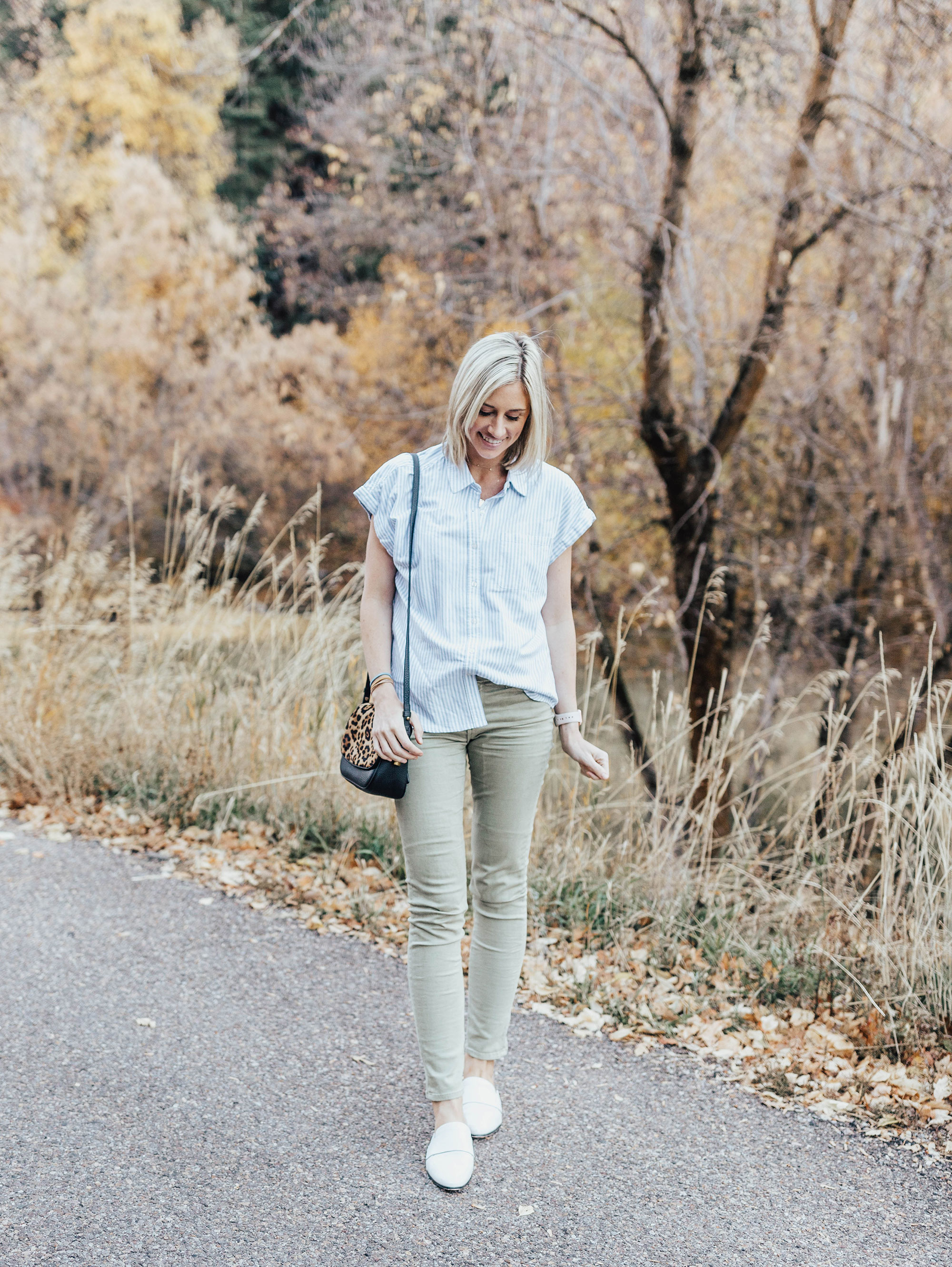 Finding Unexpected Staples For My Fall Capsule Wardrobe | Little Miss Fearless