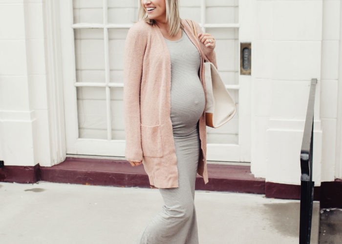 Third Trimester Update + Three Maternity Capsule Wardrobe Tips
