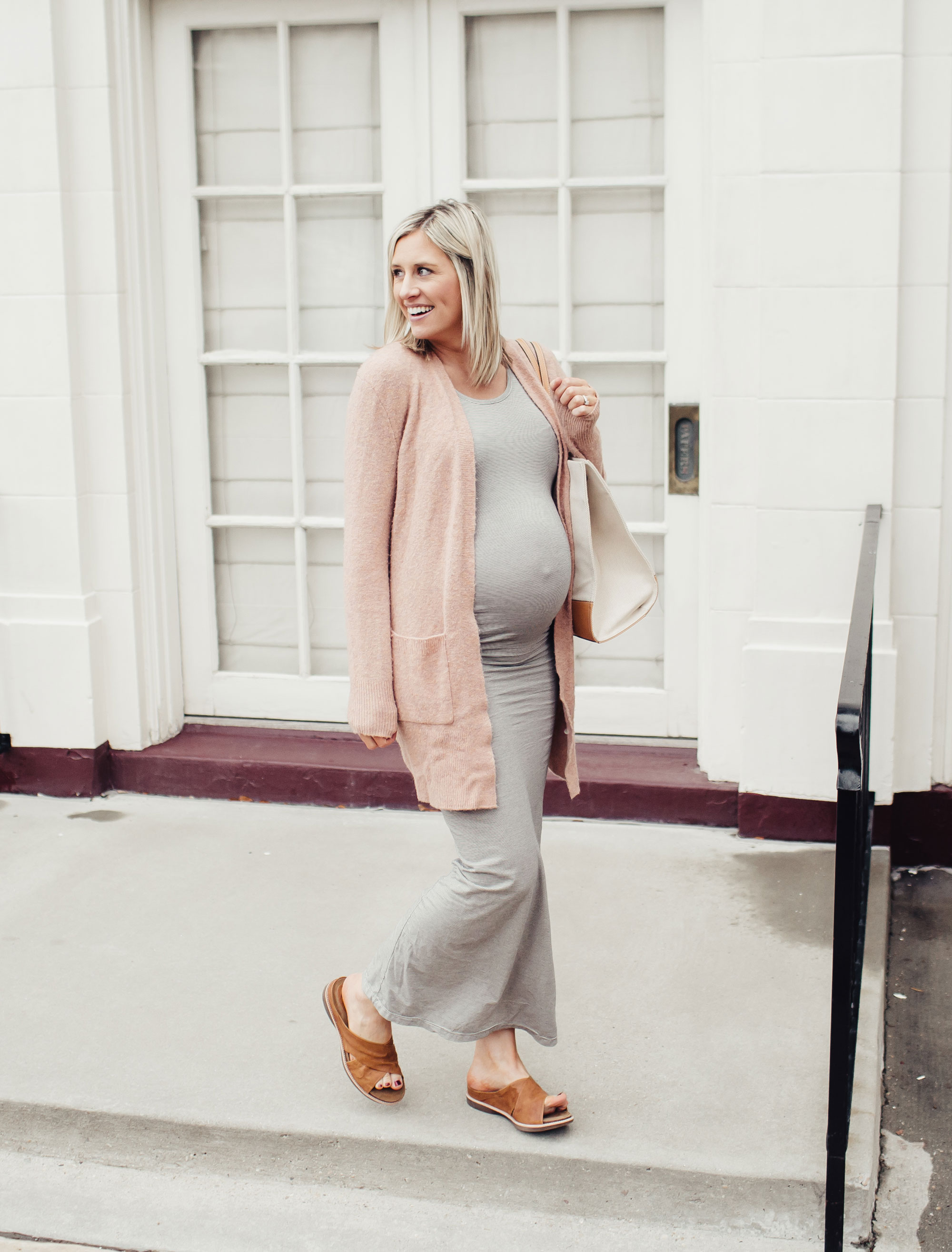 Third Trimester Update + Three Maternity Capsule Wardrobe Tips | Little Miss Fearless