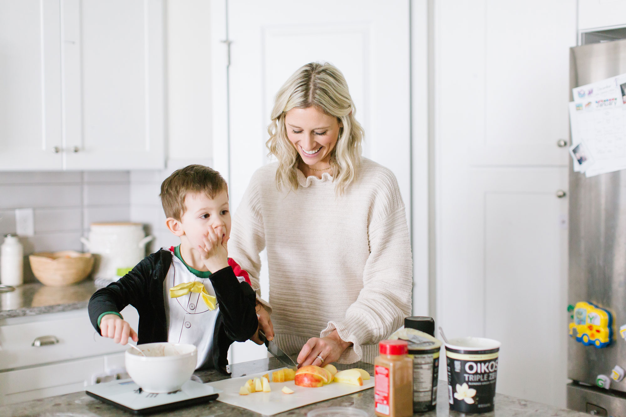 The Sugar/Flour-Free Breakfast I Eat Every Single Day | Little Miss Fearless