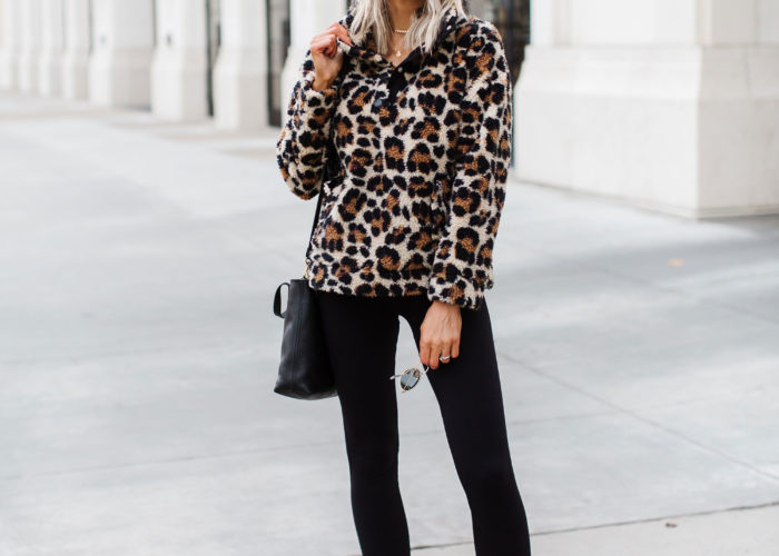 8 Ways to Wear High-Waisted Leggings
