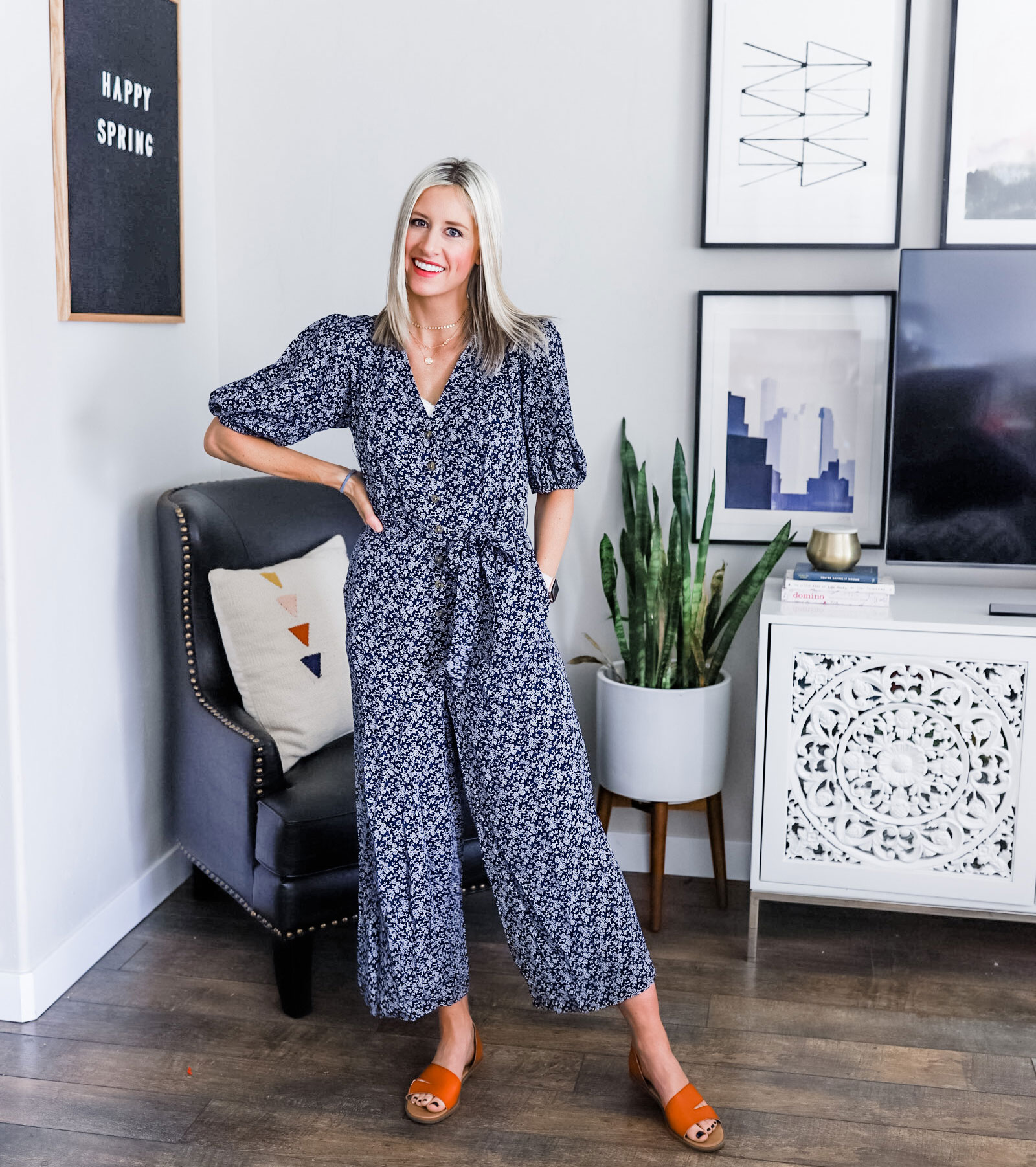 Spring Capsule Wardrobe Outfit Staples Under $40   Little Miss Fearless
