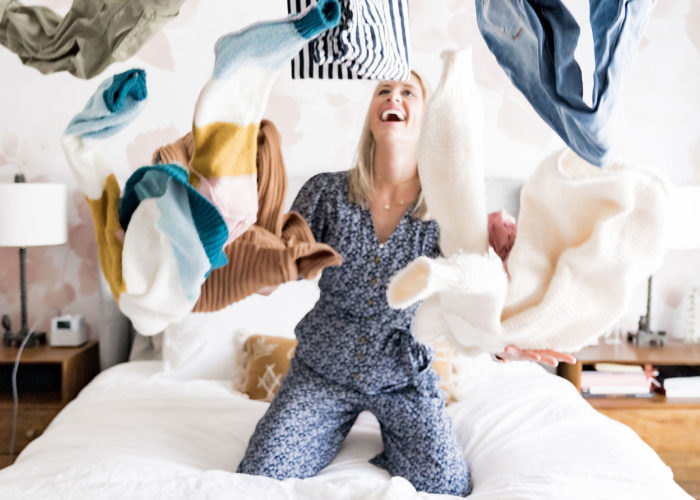 12 Tips for Letting Go of Clothes You Don't Wear
