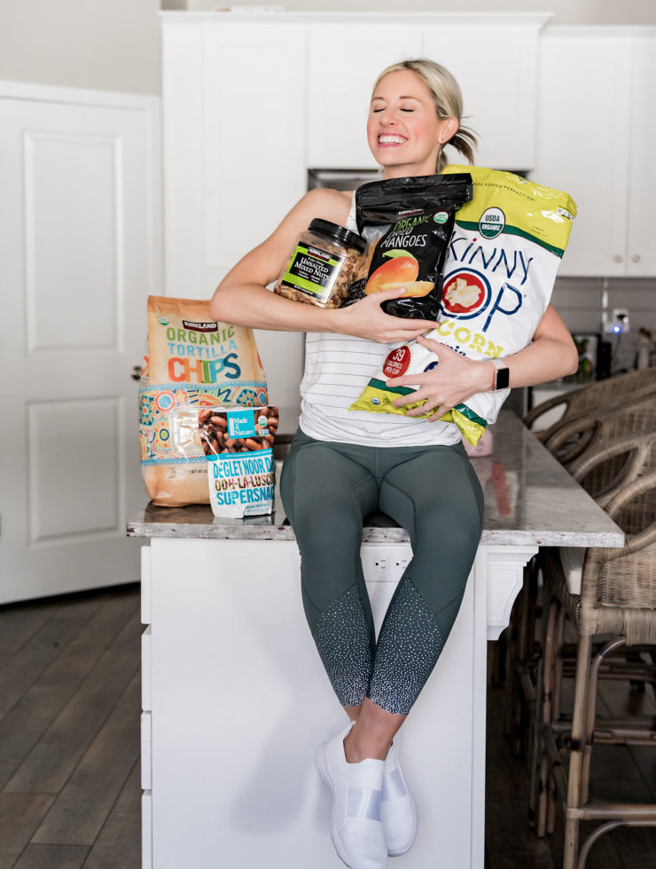 "How I Fit ""Snack"" Foods Into My Daily Food Plan 
