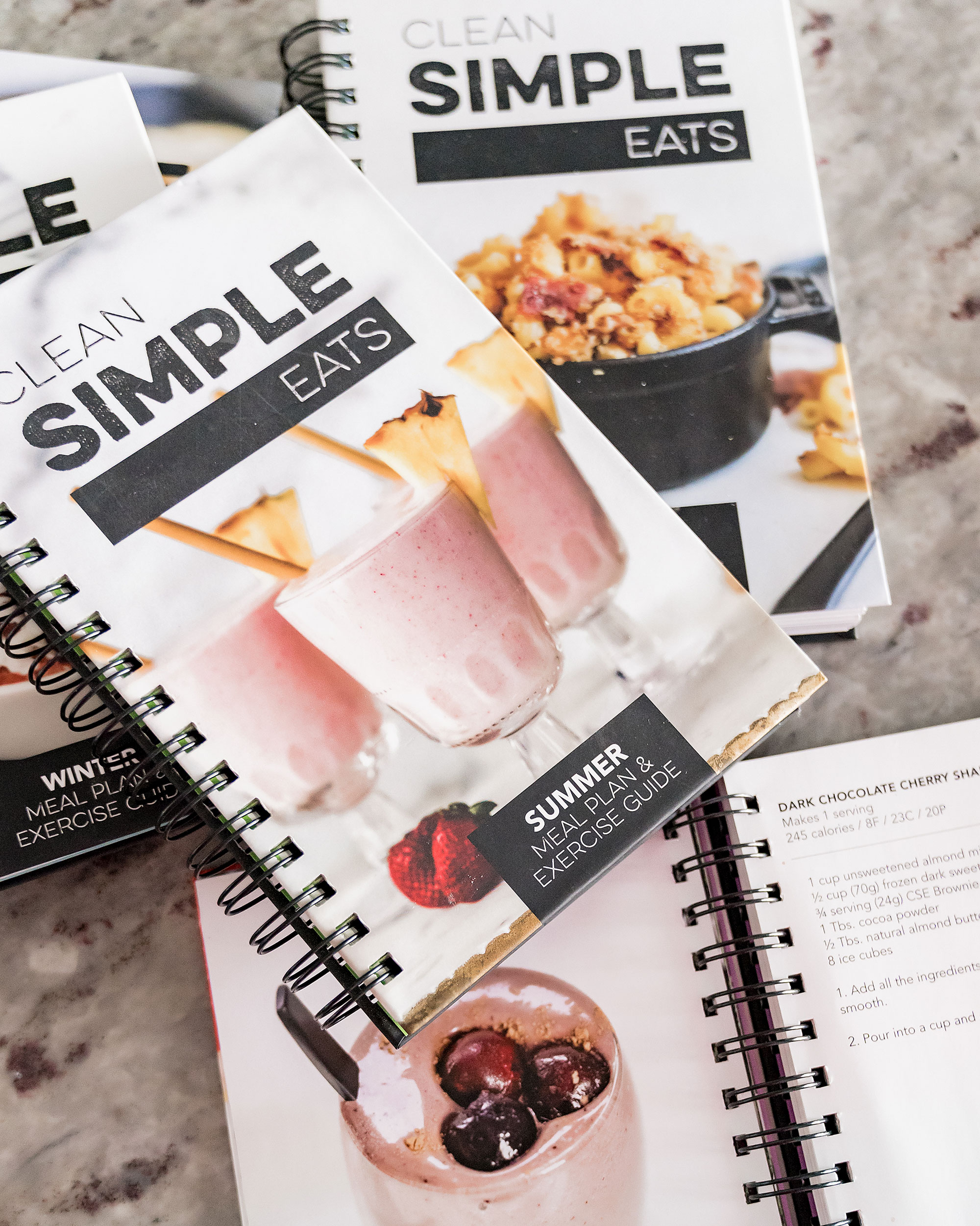 How I Use Clean Simple Eats Meal Plans in my Sugar-Free Lifestyle | Little Miss Fearless